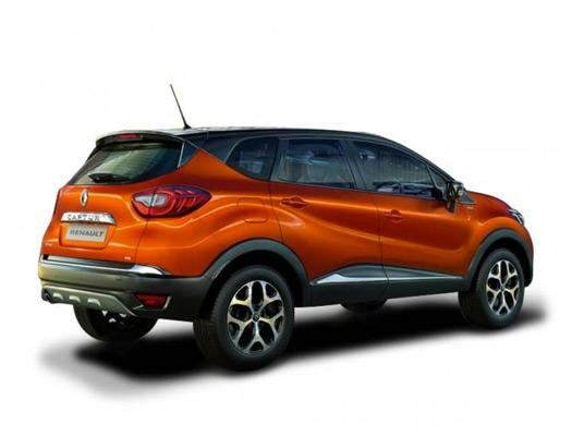 Renault Captur Price in Bangalore | Specs - Trident Renault